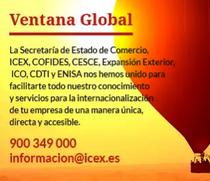 Ventana ICEX