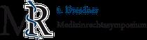 1. Dresdner Medizinrechtssymposium 1. Dresdner Medizinrechtsymposium