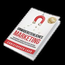 """""""Unwiderstehliches Marketing"""" jetzt auf Amazon.de"""