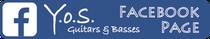 Y.O.S.ギター工房 フェイスブックページ