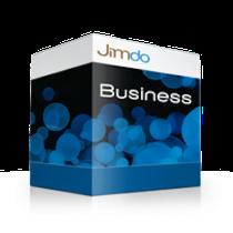 Unbegrenzte Artikel mit dem Businesspaket von Jimdo verkaufen.