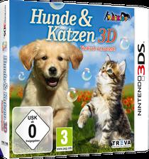 Packshot Hund & Katzen 3D