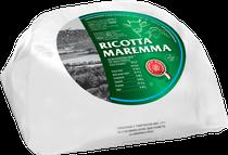 maremma formaggio ricotta caseificio toscano toscana spadi follonica forma intera 1500g 1,5kg incartato carta italiano origine latte italia fresco mista misto pecora mucca vacca bovino panna