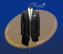 鈴木洋服店のオーダーブライダルスーツ