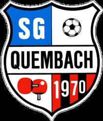 SGO, SG Oberquembach, Oberquembach, SG Quembach, Quembach, TSV, Niederquembach, TSV Niederquembach, Schöffengrund, Sport, Fußball, Wetzlar, Tischtennis, Wappen
