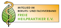 Logo des Verbandes Freie Heilpraktiker e.V.
