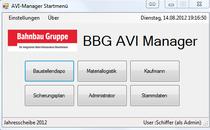 AVI-Manager