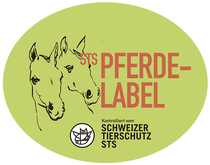 STS Pferde-Label