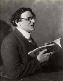 Karl Wolfskehl -Tod im neuseeländischen Exil 1948 / Foto: Stadtarchiv