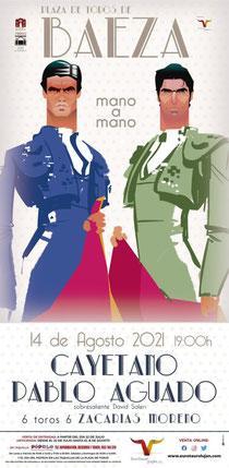 Pincha en el cartel para ver CRÓNICA COMPLETA y ENTREVISTAS