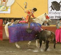 Biografía taurina de la Torera Mexicana Hilda Tenorio