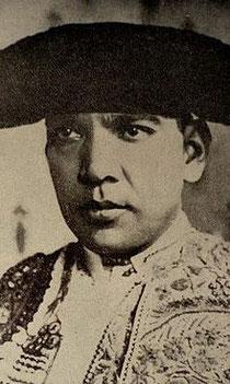 Rodolfo Gaona. Pincha en la imagen para ver BIOGRAFÍA COMPLETA.