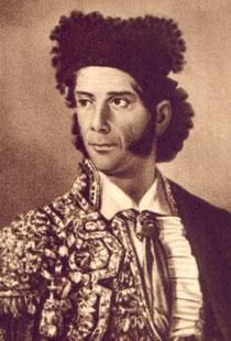 Paquiro, Chiclana, frontera, siglo XIX, torero, español, historia, biografía, taurina,
