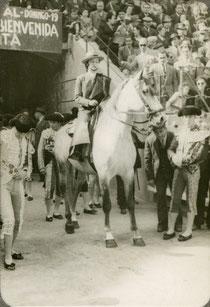 Biografía taurina de la Torera Chilena Conchita Cintrón