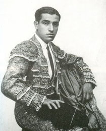 Juan Belmonte. Pincha en la imagen para ver BIOGRAFÍA COMPLETA.
