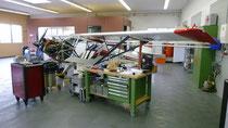 Annual Inspection in der Werkstatt der MFGT
