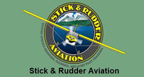 Logo Stick & Rudder Aviation