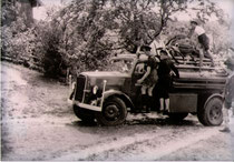 Tankfahrzeug um 1949