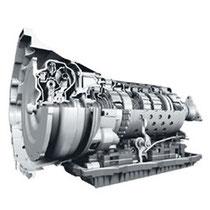 Mantenimiento y reparación de averías en cambios automáticos BMW y MINI