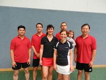 Wasim Ahmad, Thomas Eifler, Karin Janda; Marion Walter, Thorsten Fischer (Luana Fischer), Yan Zhao