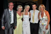 Mein Cousin mit Familie