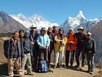 Everest Gebiet