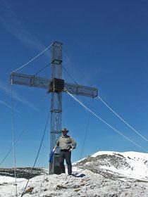Auf dem Schneeberg
