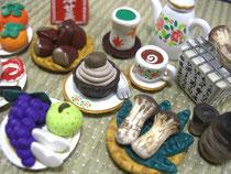 ミニチュアセット(秋)各¥700