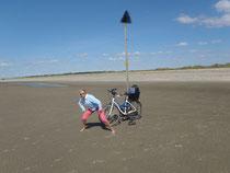 Weiter Himmel und Strand: Fanööööööööö