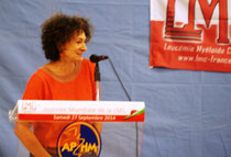 DOCTEUR Christine BARA APHM Conférence LMC France Patients experts regards croisés 27 Septembre 2014 TIMONE MARSEILLE LEUCEMIE MYELOIDE CHRONIQUE JOURNEE MONDIALE WORLD CML DAY