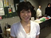 仙川劇場で踊った万矢さん
