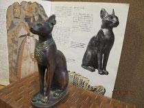 エジプトの聖猫