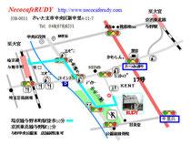 ルディアクセス図