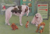 「犬のいる情景」詳細ページへ