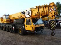 автокран вездеход 200 тонн