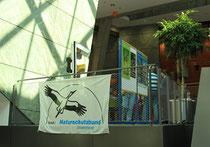 NABU-Stand mit Ausstellung
