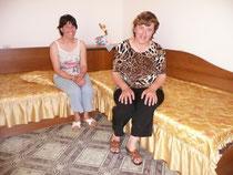 Sevda will unbedingt ein Foto von sich und ihrem Zimmer (Aussenwohngruppe)