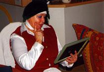 Ingrid Weber als Katarina von Bora