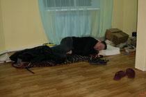 Под звуки морзянки спится очень хорошо