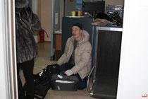 Юрий, UA9KW с ручной кладью