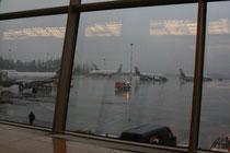 До вылета в Якутск 30 минут