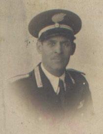 Maresciallo Maggiore Cav. Salvatore Tramoni