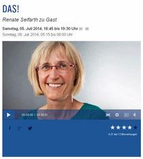 Gehe zum DAS! Beitrag, NDR