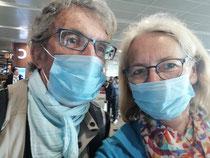 Danke Myanmar - nach 4 Wochen fliegen wir nach Bangkok