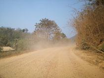 """Myanmar, """"Offroad"""" nach Dawei, oh Wei, die Strecke hat es in sich"""
