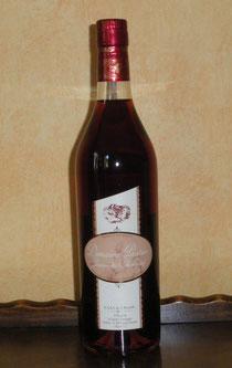 Pineau des Charentes Rosé of Domaine Pautier