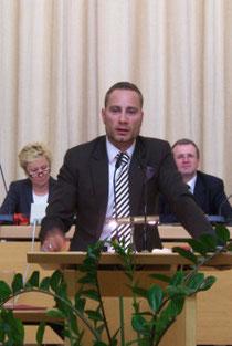 Die letzte Rede im Dresdner Stadtrat - September 2010