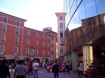 Tessinerpiazza in Lugano