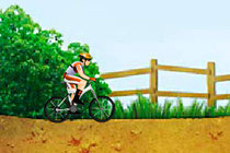 Mountainbike im Tessin
