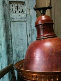 lampe de la ville de Bordeaux